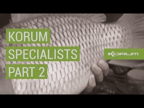 KORUM SPECIALISTS DVD 2014 PART 2