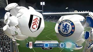 Let´s Play Fifa 14 - FC Chelsea London gegen FC Fulham (27.Spieltag) ◄CHE #47►