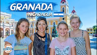 Granada Nicaragua Travel Guide - Top Things To See & Do | 90+ Countries With 3 Kids