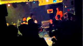 Snippets from punk show at Namba Bears, Osaka (great BYOB venue), O...