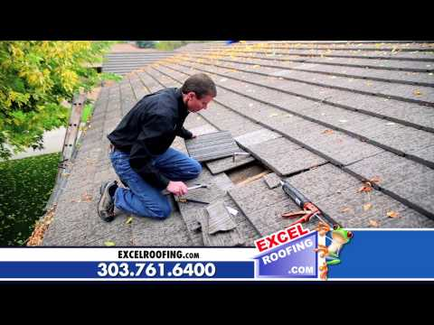 Replacing a Concrete Roof Tile | Denver | Excel Roofing