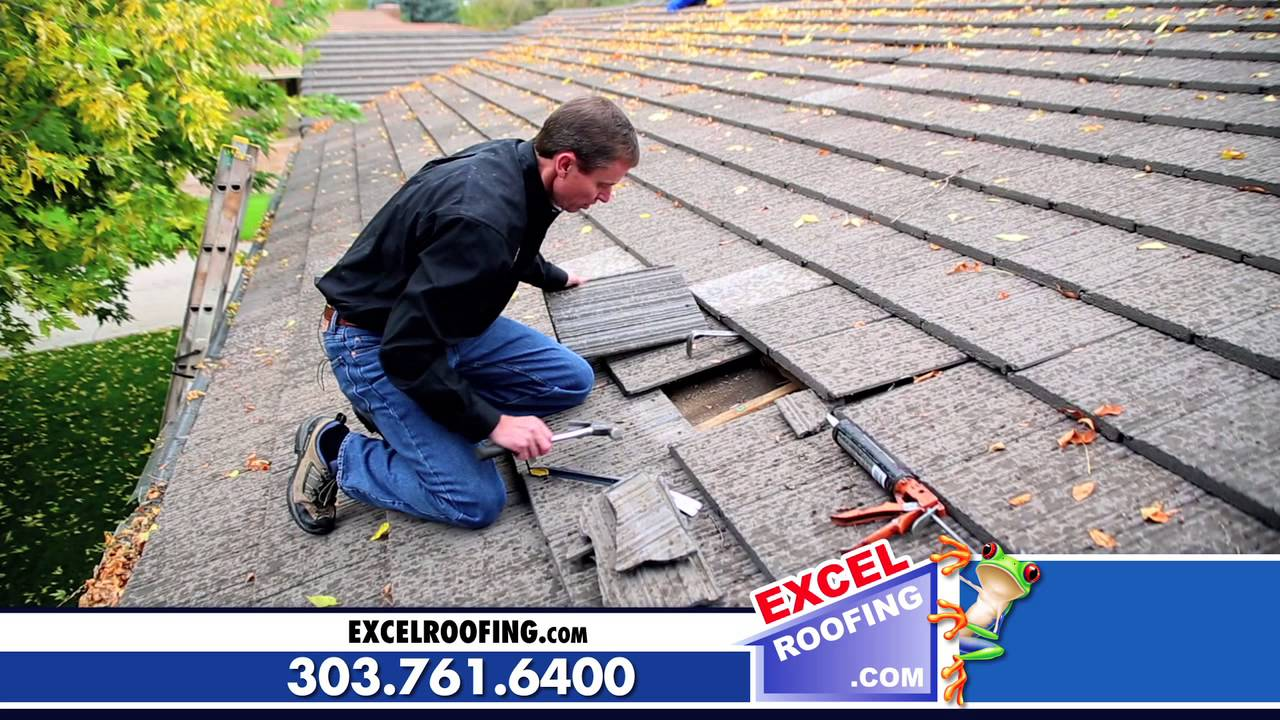 Replacing A Concrete Roof Tile Denver Excel Roofing