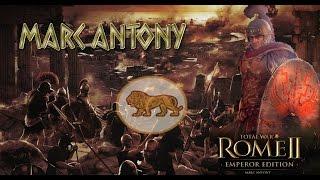 Total War:Rome 2 Марк Антоний - Битва за Хатру #9