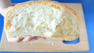 Простой РЕЦЕПТ ДОМАШНЕГО Хлеба. Печем хлеб в домашних условиях.