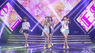 BESTie(베스티) 두근두근 쇼챔피언 70회 / Pitapat / ベスティ ドキドキ