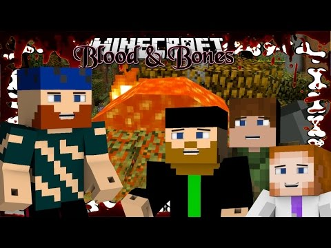 Minecraft   YESMEN: BLOOD & BONES   #6 INFERNO