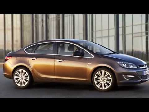 SLIDES 2013 Opel & Vauxhall Astra Family facelift - New 192 hp Twin-Turbo Diesel