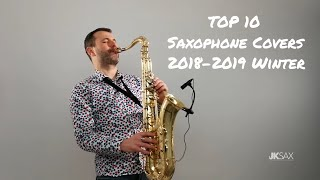 TOP 10 Saxophone Covers 2018 - 2019 Winter