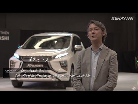 """""""Cha đẻ"""" của Xpander lý giải tên gọi và tại sao xe lại rộng và rẻ như vậy  XEHAY.VN """