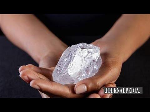 Lesedi La Rona Diamond: 2nd-Largest Ever Mined