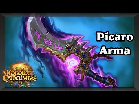 El arma de Pícaro es muy buena [Hearthstone]