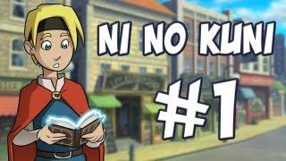 Ni No Kuni : Wrath Of The White Witch