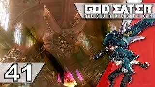 Let's Play God Eater Resurrection | Ep.41 | Qui est Ren en réalité ?