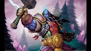 #4 World of Warcraft Путь шамана за альянс - Дреней (9 лвл)