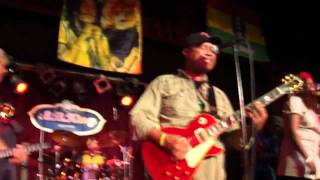 Small Axe - Donovan McKitty and Cannibis Cup Band Live BB King NYC Filmed by Cool Breeze