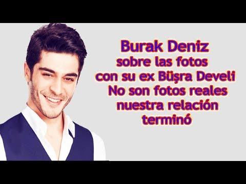 Burak Deniz: Nuestro relación con Büşra Develi terminó !!!  !!!