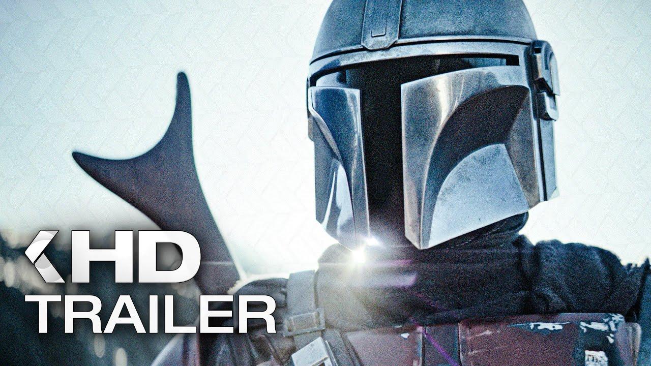 Download THE MANDALORIAN Trailer German Deutsch (2020)