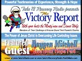 The Victory Report Live from Hope Fest Arizona with Raygen Mitchell