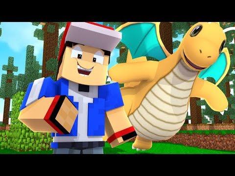 Download *Minecraft Pokemon* 4-Player Pixelmon Tycoon - Minecraft Pixelmon Modded Minigame! | JeromeASF