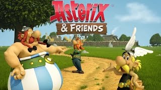 Official Asterix and Friends (by Bandai Namco Entertainment Europe) Announcement Trailer