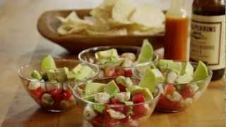 How To Make Avocado Shrimp Ceviche