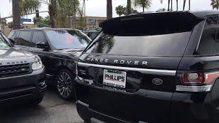 2014 Land Rover Range Rover Sport Newport Beach, Laguna Beach, Irvine, Los Angeles, San Diego, CA 70