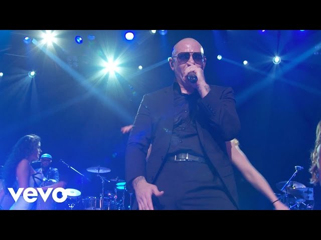 Pitbull – Rain Over Me (Live on the Honda Stage at the iHeartRadio Theater LA)