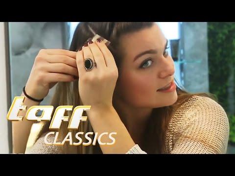 Haarsträhnen zum Selbermachen | taff classics | ProSieben