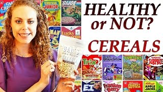 Best & Worst Breakfast Cereals For Health & Weight Loss
