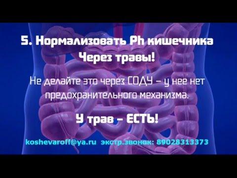Неспецифический язвенный колит - симптомы, лечение