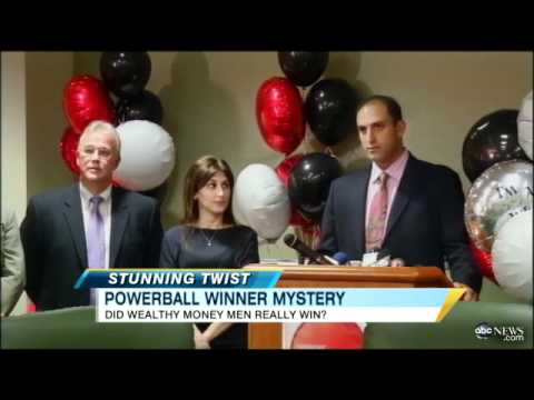 Connecticut Powerball Winners: Did Wealth Managers Cover For Actual Winner?