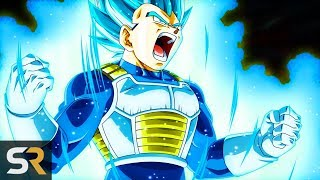Dragon Ball Z: 10 Hidden Secrets You Never Knew About Vegeta