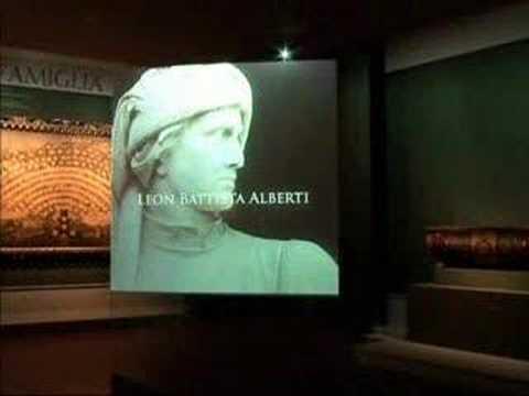 2006 - Leon Battista Alberti l'uomo del rinascimento ENG