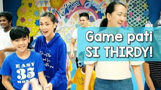 Jodi Sta. Maria's BOOM BOOM DANCE CHALLENGE with Son Thirdy (Jodi's Birthday Pt. 2)