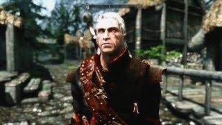Skyrim - Witcher Tutorial - als Geralt von Riva spielen / Ultimate Experience PC Mod