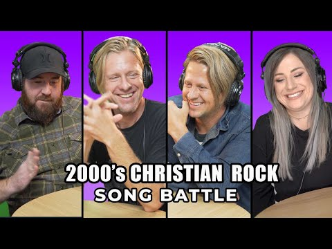 Can Switchfoot & Jen Ledger Guess Christian Rock Songs From The 2000s   Song Battle