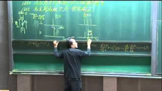 二十七、正常Zeeman效應與Lorentz電子論對Zeeman效應之解釋