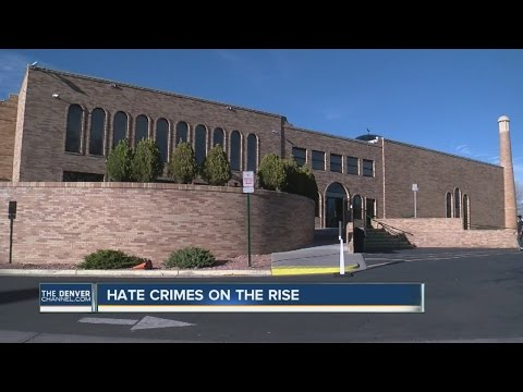 Hate crimes on the rise in Colorado