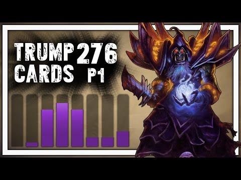 Hearthstone: Trump Cards - 276 - Dr. Doom - Part 1 (Warlock Arena)