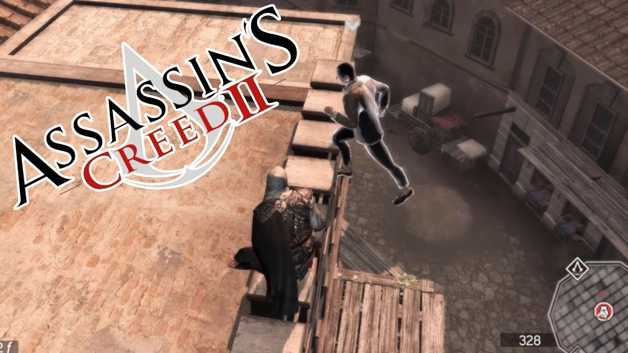 Assassin's Creed 2 : Bug, Glitch & Fail compilation [PC - Instant Replay -  Nvidia Shadowplay]