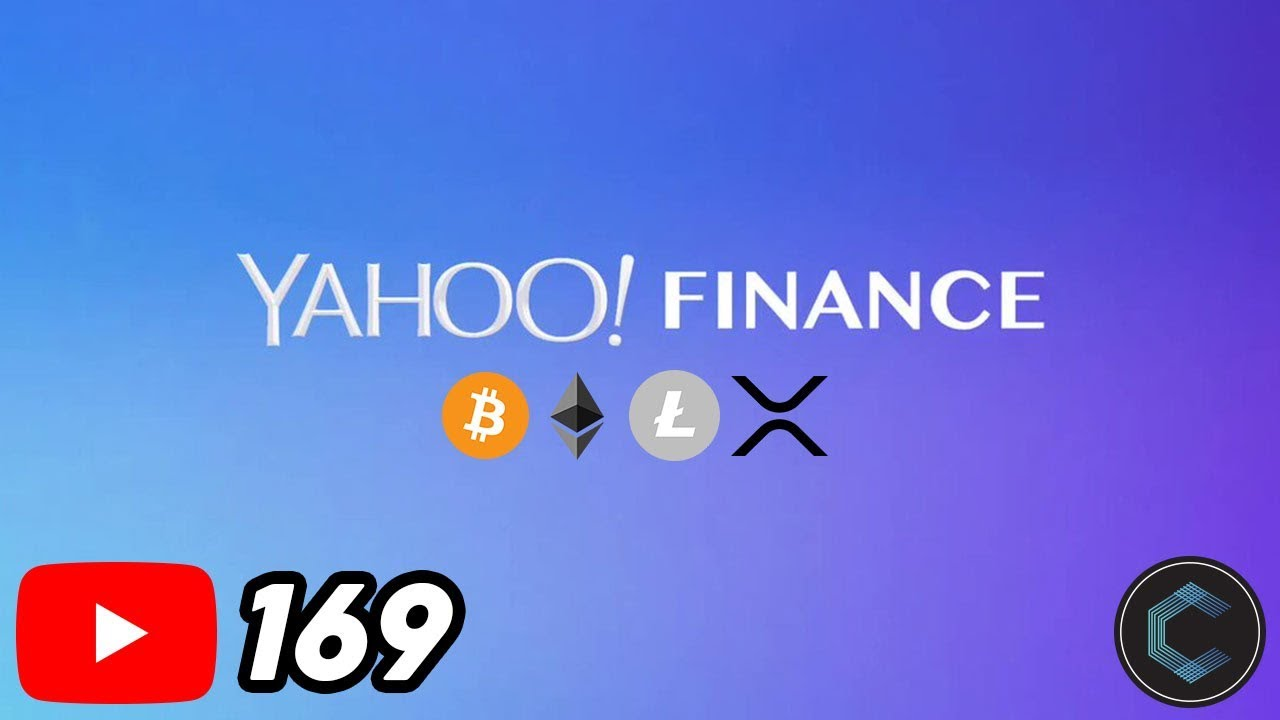 BREAKING CRYPTO NEWS: Yahoo Finance Now Supports Buying & Selling of Bitcoin, Ethereum, & Altcoins