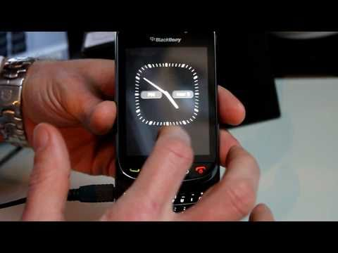 """EXCLU"" Blackberry 9800 Torch - Test et Applications"