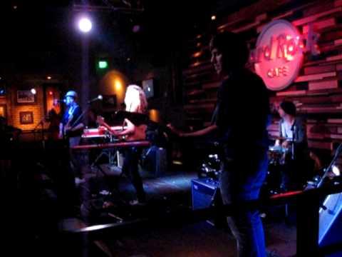 Tea Cozies Paris Syndrome, Hard Rock Cafe, Seattle