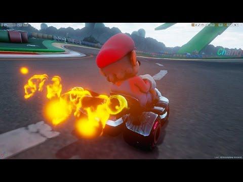 Unreal Engine 4 [4.9.2] Mario Kart Drifting Techdemo + Download link