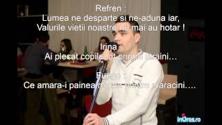 Valurile vieti Irina Loghin       By Yohan Karaoke