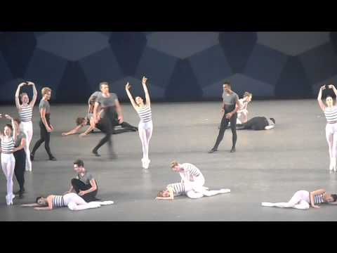 """Everywhere We Go"" by NYC Ballet at Spac on 7-12-2014"