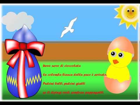 Filastrocca di Pasqua   Filastrocca per bambini