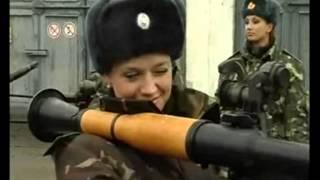 MUJERES SOLDADOS RUSAS - RUSSIAN SOLDIERS GIRLS.