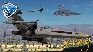 DCS World: X-Wing | Star Wars Mod