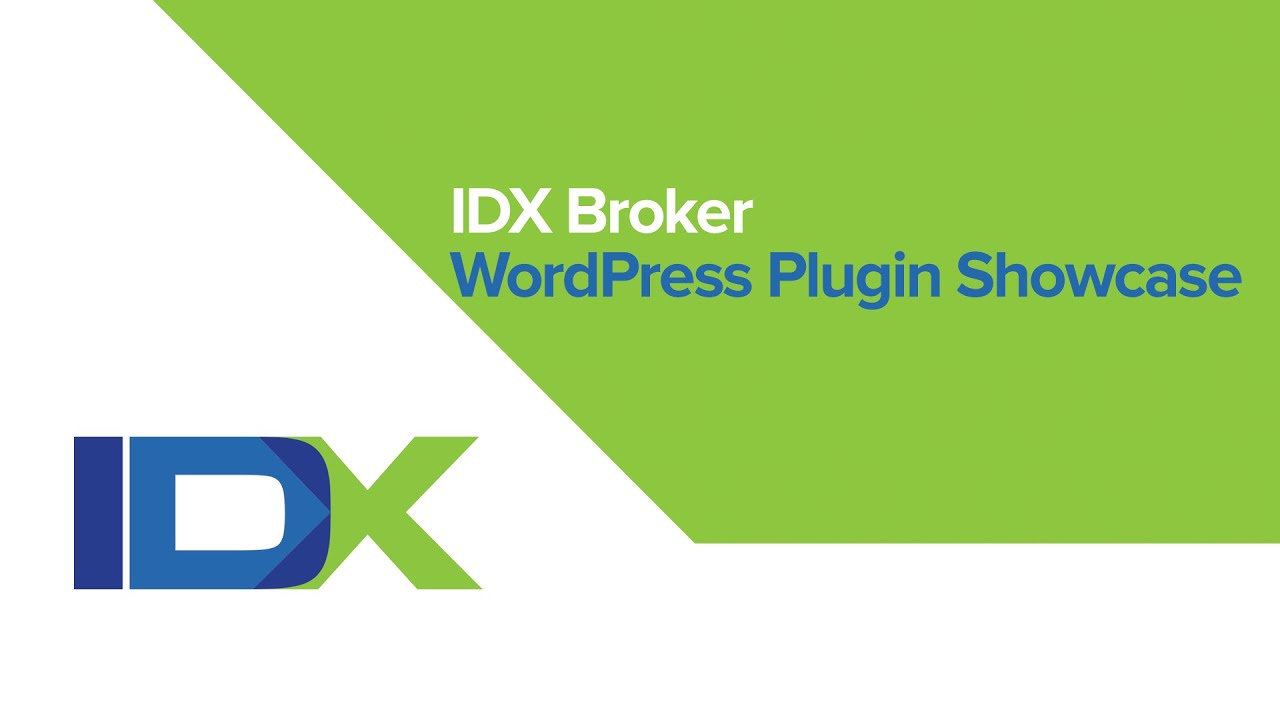 IDX Broker WordPress Plugin Showcase